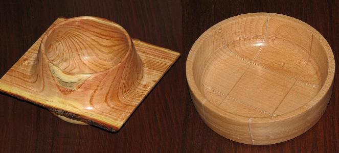 3D Holzbearbeitung